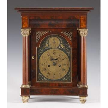 Caleb Wheaton,  Bracket Clock