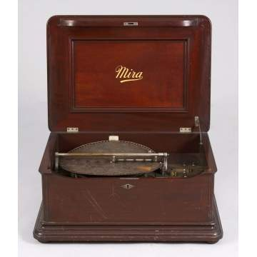 Mira Single Comb Music Box