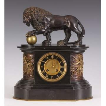 French Shelf Clock