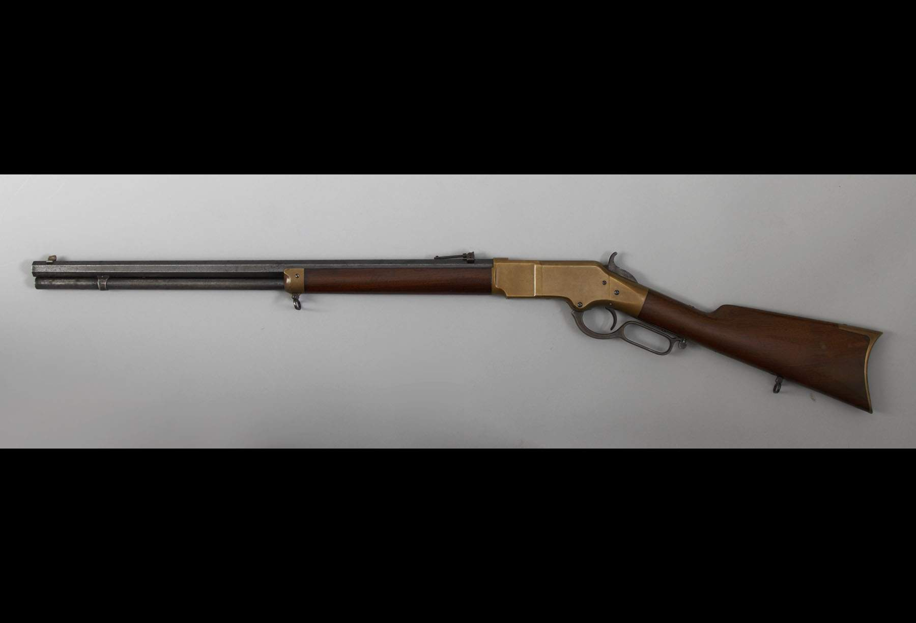 Winchester Model 1866, Second Model