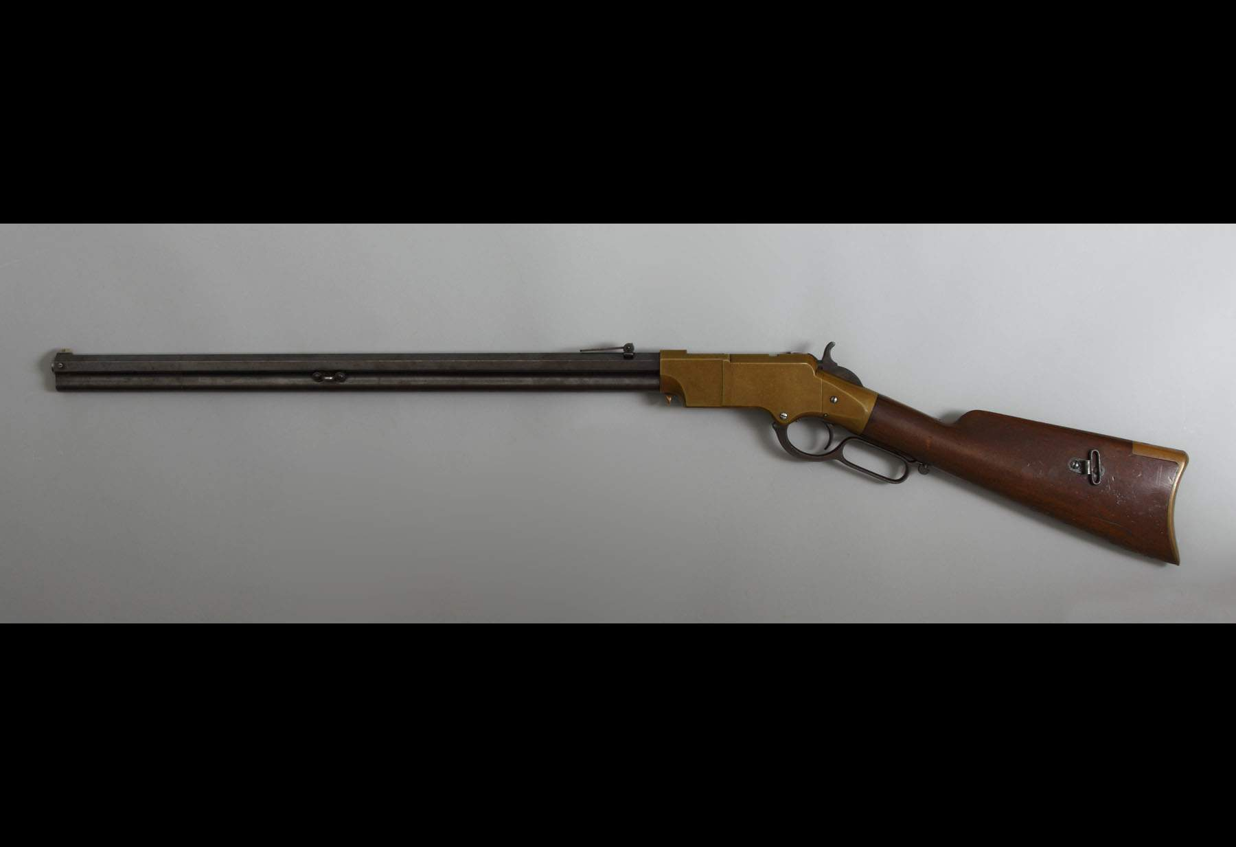 Henry Rifle, Early First Model