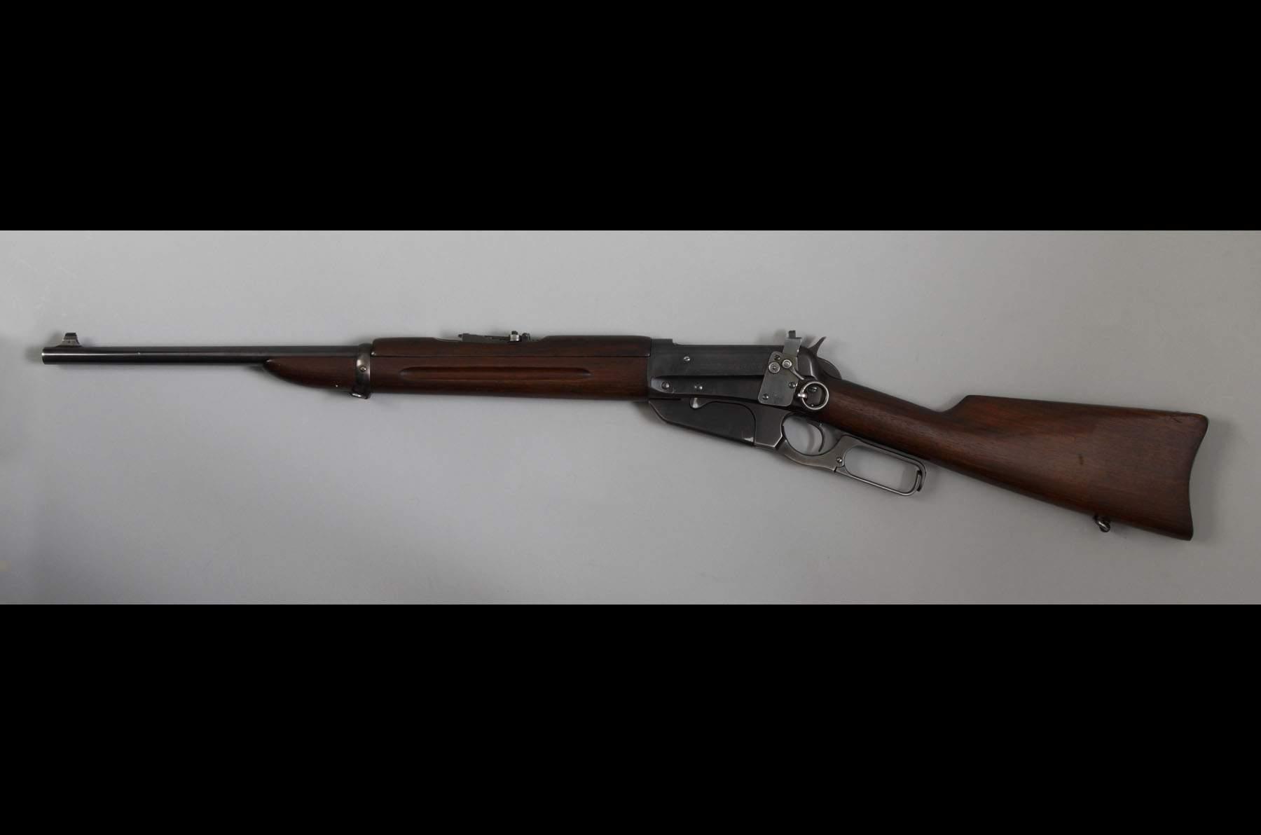 Saddle Ring Carbine