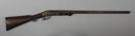 Single Barrel Hammerless Shotgun, marked William Briggs, Norristown, PA.
