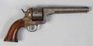 Morris Patent Firearms Co. Single Action Belt Revolver, Serial #6296