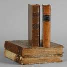 4 Volumes of James Cook Voyages