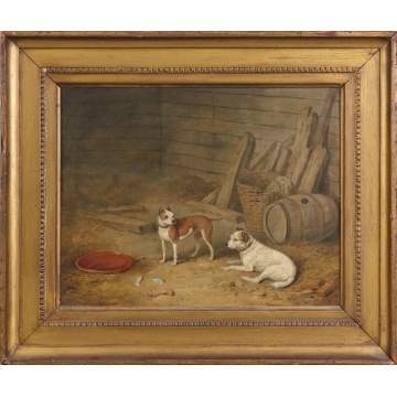 James Barenger II (1780 - 1831) Dogs