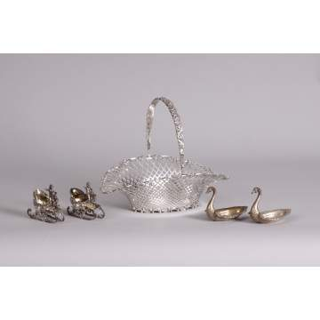 Sterling Silver Decorative Items