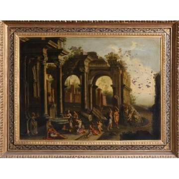 Two 18th Cent. Italian Paintings