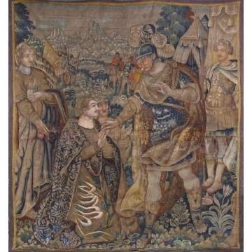 18th Cent. Flemish Tapestry