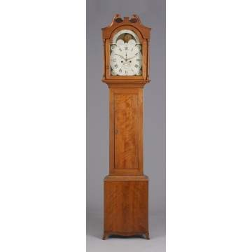 Jacob Diehl, Bedford, PA, Tall Case Clock