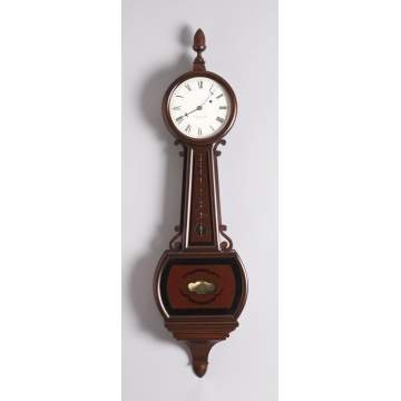 E. Howard & Co., Boston, Bicentennial Banjo Clock