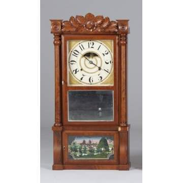 Birge Mallory & Co. Shelf Clock