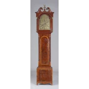 James Gray, Edinburgh, Tall Case Clock