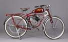 Vintage Whizzer Bicycle