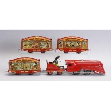 Lionel Lines Mickey Mouse Train
