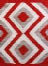 3 Color Navajo Rug
