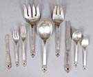 Royal Danish Sterling Silver Flatwear