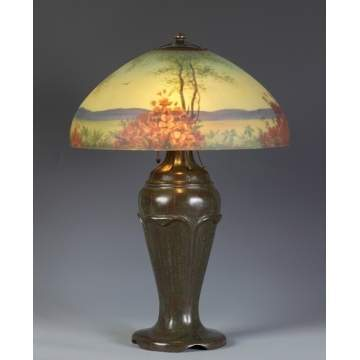 Handel Lamps For Sale. Prices, Appraisals & Auctions Rochester NY