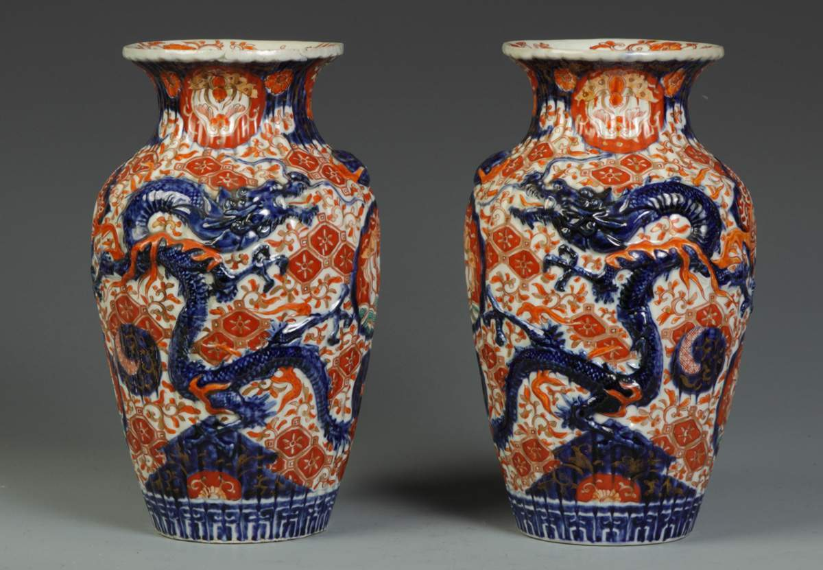 Pair of imari vases cottone auctions pair of imari vases reviewsmspy