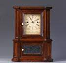 Atkins Shelf Clock, Bristol, Ct., Shelf Clock