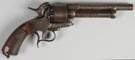 Col. LeMat, Paris, Cap & Ball Revolver