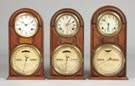 Ithaca Round Top Shelf Clocks