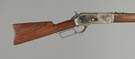 Winchester Model 1876 (1886) Saddle Ring Carbine