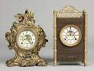 Ansonia Shelf Clocks