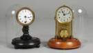 Seth Thomas Candlestick & Barr Electric Clock