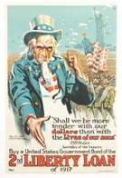"""2nd Liberty Loan of 1917"" Poster"