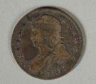 1819 Silver 50 Cent Piece