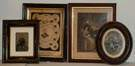Prints of Lincoln & Family, Grant & Family & Tin Type