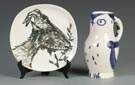 Picasso by Madoura Pottery