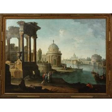 A Pair of Old Master's Style Paintings