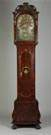 Jan Breukelaar, Amsterdam, 18th Cent. Tall Case Clock