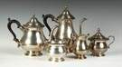 Dominick & Haff 5-Pc. Sterling Silver Tea Service