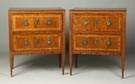 Pair of 18th Cent. Commodes