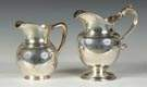 2 Sterling Silver Water Pitchers