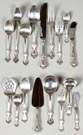 Reed & Barton Sterling Silver Flatware Set