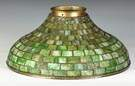 Early 20th Cent. Leaded Glass Shade