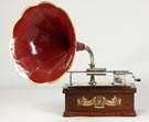 Rare Wizard Phonograph