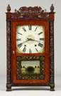 Charles Kirk, Bristol, CT, Shelf Clock