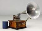 Excelsior Rare Model French Phonograph