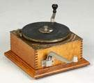"Rare Base to a ""Vitaphone"" 1899"