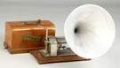 "Swiss ""Sylvia C"" Phonograph"