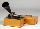 Early and Rare Edison Standard Phonograph