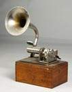 Rare French 'Omega' Phonograph