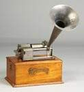 """Perfectionned Graphophone"""