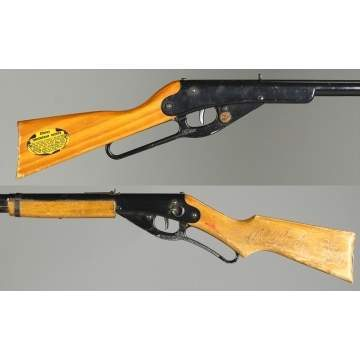 Red Ryder & Daisy BB Gun