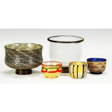 Art Glass Bowls